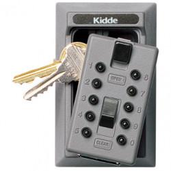 Kidde KeySafe 1015 Permanent, 5-Key, Pushbutton