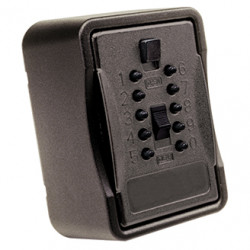 Kidde KeySafe 1267 Keysafe Pro, Multiple Key, Pushbutton