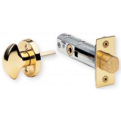Omnia 103 Traditional Privacy Bolt Set