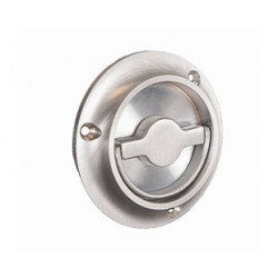 Trimco 1066S Drop-Ring Flush Pull