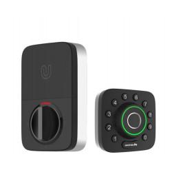 Ultraloq U-Pro U-Bolt Pro Bluetooth Enabled Fingerprint and Keypad Smart Deadbolt