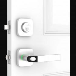 Ultraloq UCB Combo Bluetooth Enabled Fingerprint & Key Fob Two-Point Smart Lock