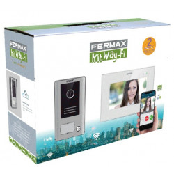 "Fermax 1431 Way-Fi 7"" Way-fi Kit With Access And App"