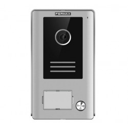 Fermax 1438 Video Outdoor Entry Panel With Rain Hood