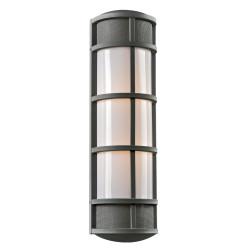 PLC Lighting 16673 2-Light Olsay Collection Outdoor Fixture