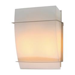 PLC Lighting 21064 SN 2-Light Wall Sconce Enzo-II, Collection, Finish-Satin Nickel