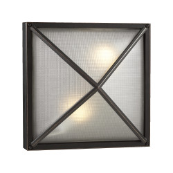 PLC Lighting 31700 2-Light Outdoor Fixture Danza Collection