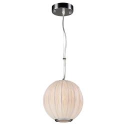 PLC Lighting 73001 1-Light Pendant Ceiling Light Sidney Collection