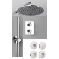 """Rain Therapy NO-30M 1/2"""" Pressure Bal Valve With Diverter 2 Way"""