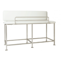 Seachrome SSDB-750280 Signature Series- Adult Changing Table, Watt-75, Finish-Stainless Steel