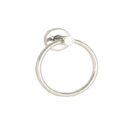 "Seachrome 700 Series Towel Ring, 6-3/8"" Dia. x 2-1/2"" D"