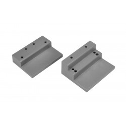ABH Hardware 3751/3752 Mounting Brackets for Coordinator