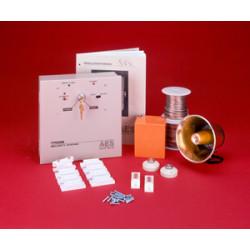 AES 1700B-S 4 Zone Alarm Control Panel