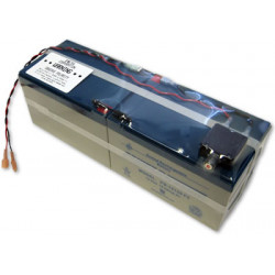 AES 0727-HDB Battery Pack