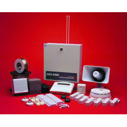 AES 5100-OVS 48 Zone Deluxe Alarm System Kit