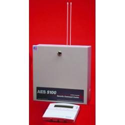 AES 5100-S 48 Zone Basic Alarm System Kit