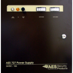 AES 0727-24DC-10A Power Supply