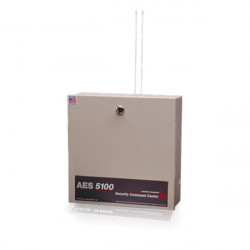 AES 5100-EX 48 Zone Alarm Control Panel