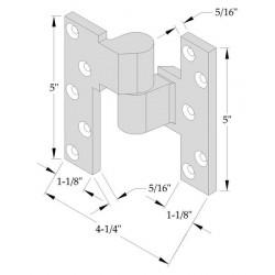 ABH Hardware 019 Intermediate Pivot