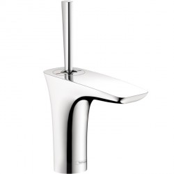 Hansgrohe 15070001 PuraVida 110 Single-Hole Faucet without Pop-Up