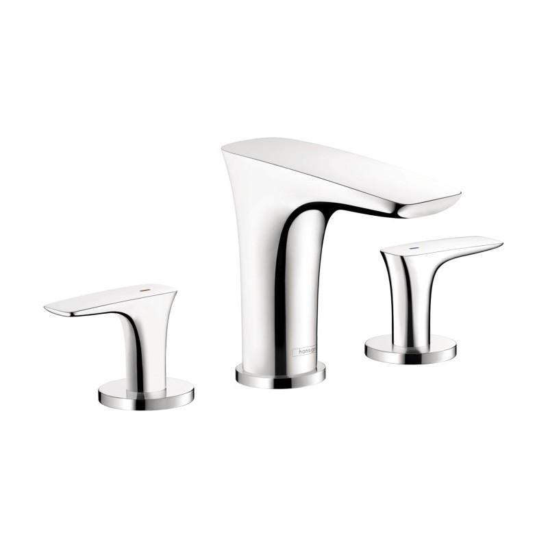 hansgrohe 15073001 puravida 110 widespread faucet. Black Bedroom Furniture Sets. Home Design Ideas