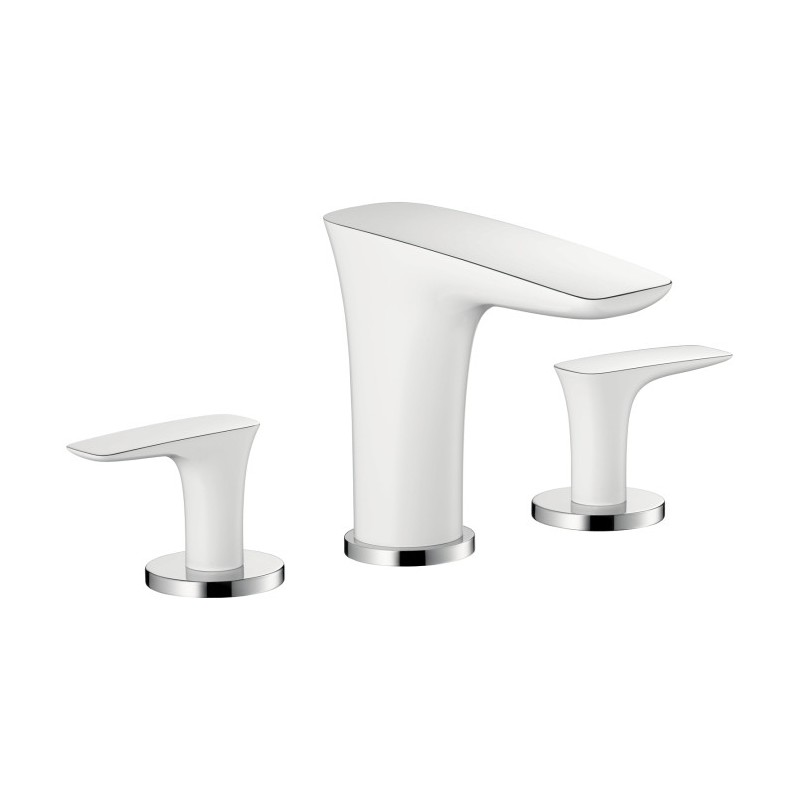 hansgrohe 15073001 puravida 110 widespread faucet. Black Bedroom Furniture Sets. Home Design Ideas