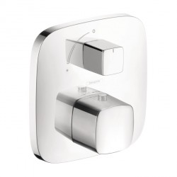 Hansgrohe 15775001 PuraVida Thermostatic Trim with Volume Control