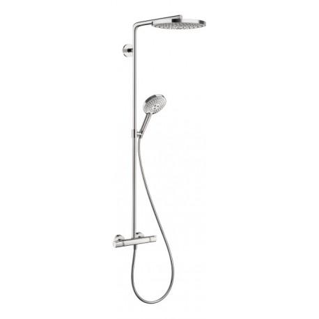 hansgrohe 27129001 raindance select s 240 showerpipe. Black Bedroom Furniture Sets. Home Design Ideas