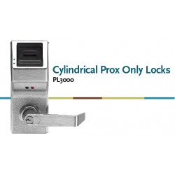 Alarm Lock PL3000 Cylindrical Prox Only Lock