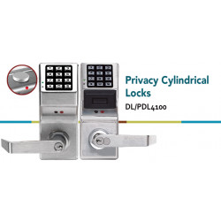 Alarm Lock PDL4100 Privacy Cylindrical Lock