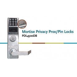 Alarm Lock PDL4500 Mortise Privacy Prox Lock