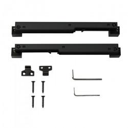 Custom Service Hardware NT.1324.08 Soft-Close Mechanism For Furniture Flat Rail