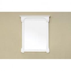 "Bellaterra 205042 36 In Solid Wood Frame Mirror- 36x2.4x41.5"""