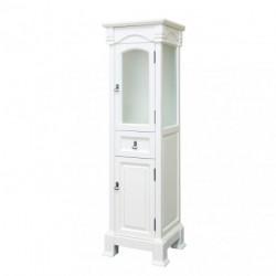"""Bellaterra 205065 Linen Cabinet-Wood - 18x16.3x65"""""""