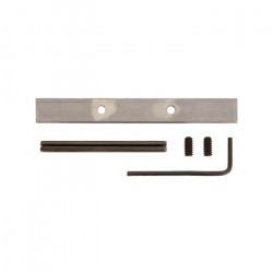 Custom Service Hardware QG.41 Splice Kit for Quiet Glide Round Rail