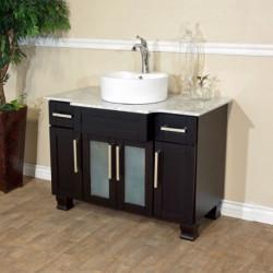 Bellaterra 604023 40 In Single Sink Vanity