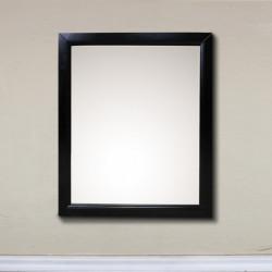 "Bellaterra 7611 24 In Mirror Cabinet-Wood - 24x5.90x30"""
