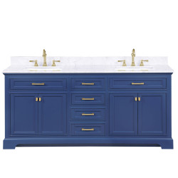 Design Element ML Milano Double Sink Vanity
