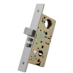 Accurate Lock & Hardware 87 Series Narrow Backset Specialty Mortise Lock