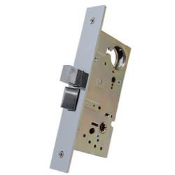 Accurate Lock & Hardware 85 Series Narrow Backset Mortise Lock