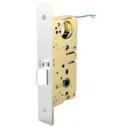 Accurate Lock & Hardware M875XE/M885XE Motor Drive Narrow Backset Electrified Mortise Lock