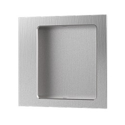 """Accurate Lock & Hardware FC3003 3"""" Square Flush Pull/Concealed"""
