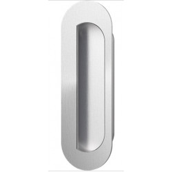 """Accurate Lock & Hardware FC7002 7"""" Obround Flush Pull/Concealed Fastener, Conceal"""