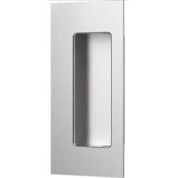 "Accurate Lock & Hardware FC5001 5"" Rectangular Flush Pull/Concealed Fastener,"