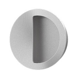 """Accurate Lock & Hardware FC3004 3"""" Round Flush Pull/Conceale"""
