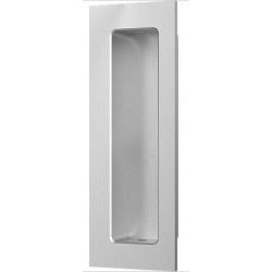 "Accurate Lock & Hardware FC5007 5"" Rectangular Flush Pull/Concealed Fastener, Concealed Screw"