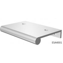 "Accurate Lock & Hardware ESA4001 ESA Series, Edge Pull 4"" x 2-3?4"""