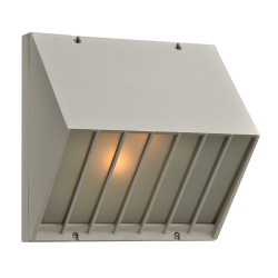 PLC Lighting 1313SL226 PLC 2 Light Outdoor Fixture Castana Collection