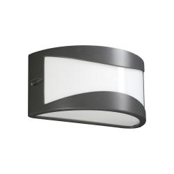 PLC Lighting 1727BZ113 PLC 1 Light Outdoor Fixture Baco Collection