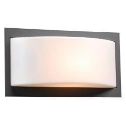 PLC Lighting 1742BZ126 PLC 1 Light Outdoor Fixture Breda Collection
